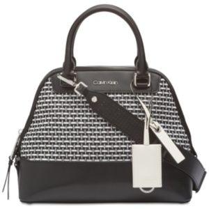 Sale! Calvin Klein NWT Clara Satchel Bag